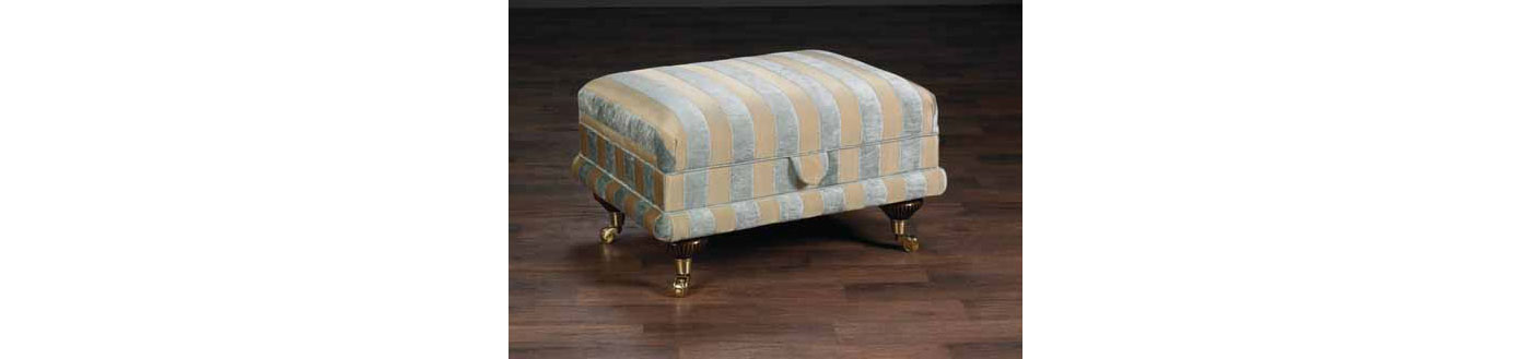 The Diana Footstool