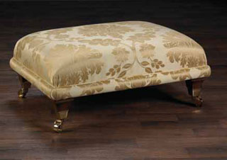 The Sienna Footstool